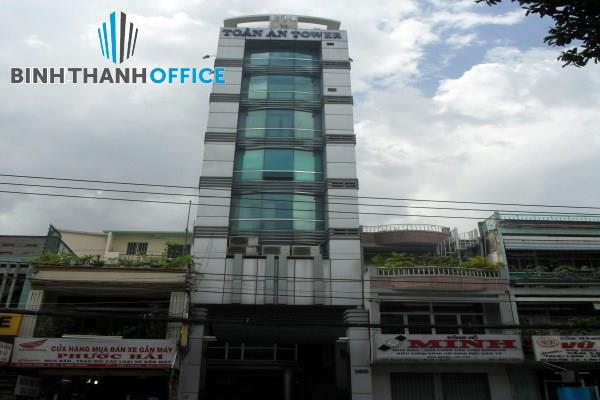 văn phòng cho thuê quận bình thạnh - cao ốc TOÀN AN